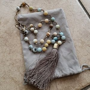 Jewelry - Tassel long necklaces